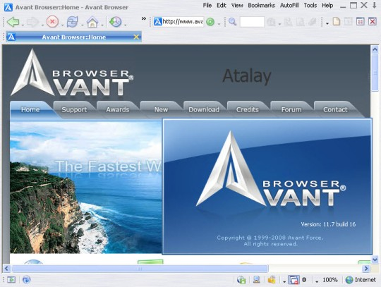 Download Avant Browser for Windows 10,7,8.1/8 (64/32 bits ...